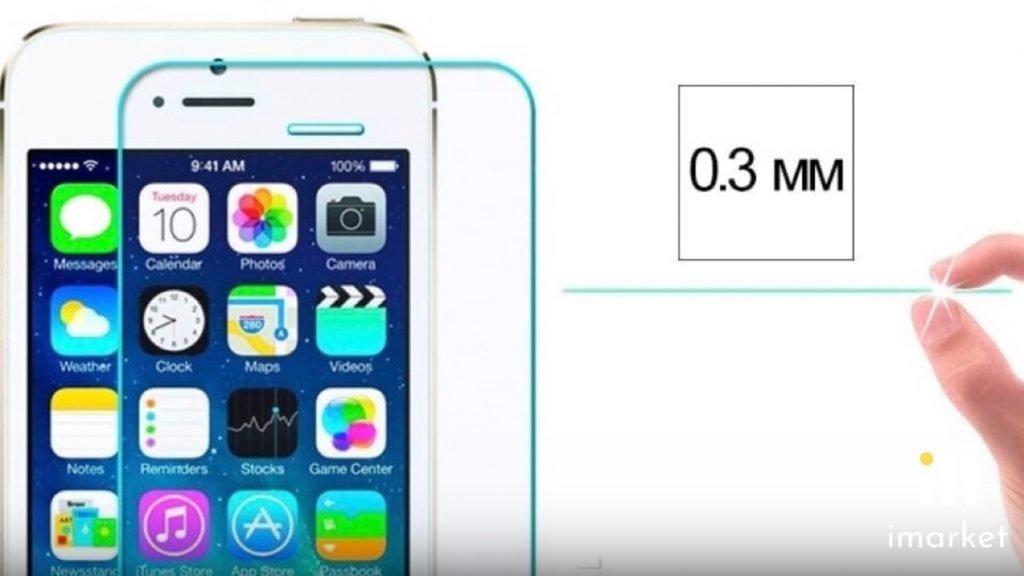 Защитное стекло 2,5D Huawei P Smart 2019 для смартфона прозрачное
