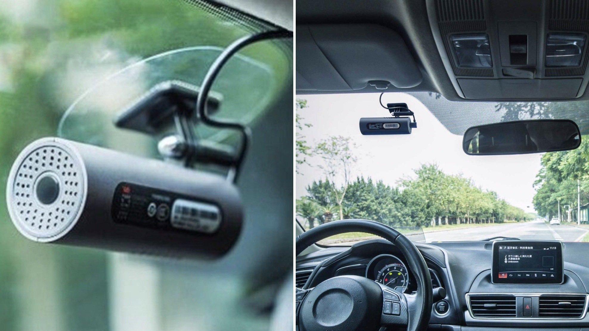 Автомобильный видеорегистратор Xiaomi 70mai Dash Cam модель Midrive