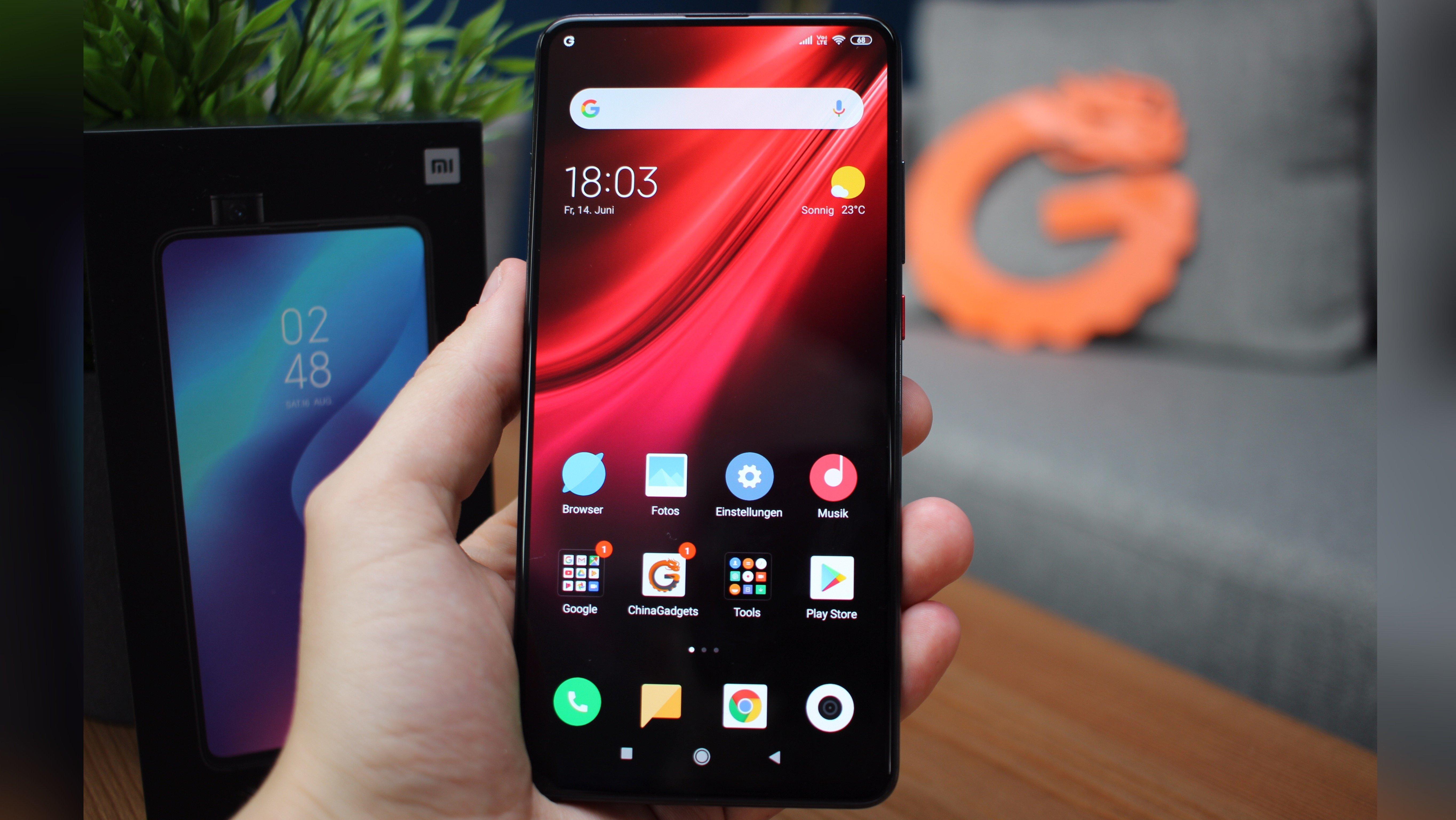 Смартфон Xiaomi Mi 9T 6/64 Gb Carbon Black   Чёрный (Global version)