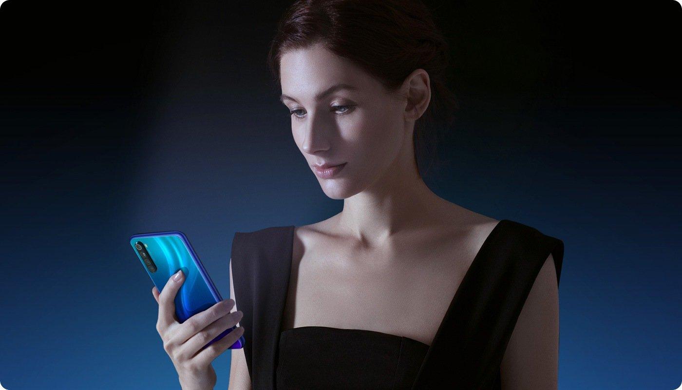 Смартфон Xiaomi Redmi Note 8 4/64 Gb Black | Чёрный (Global version)