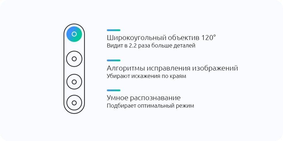 Смартфон Xiaomi Redmi Note 8 4/64 Gb White | Белый (Global version)