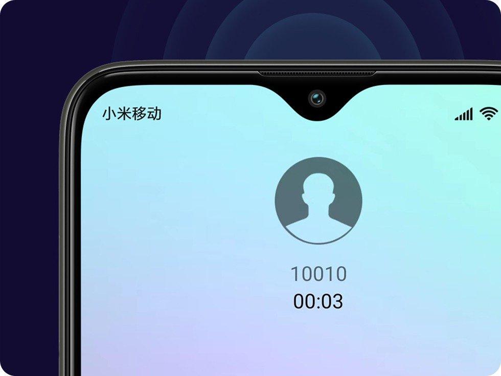 Смартфон Xiaomi Redmi 8 3/32Gb Sapphire Blue   Синий (Global version)