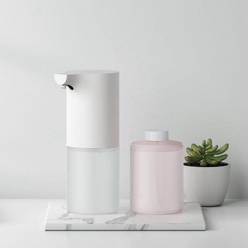 Сенсорный дозатор для жидкого мыла Xiaomi Mijia Automatic Foam Soap Dispenser White   Белый