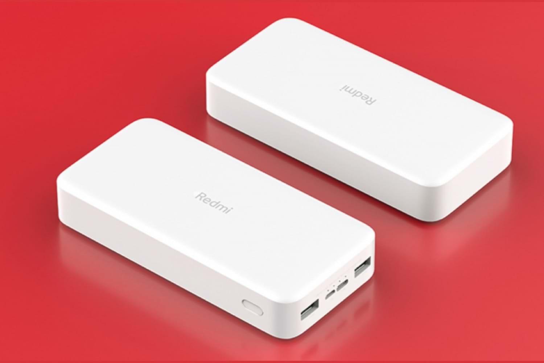 Внешний аккумулятор Redmi Power Bank Fast Charge 20000 mAh Белый | White